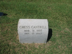 Oliver Chester Chess Cantrell