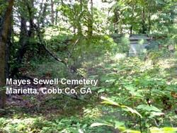 Mayes-Sewell Cemetery