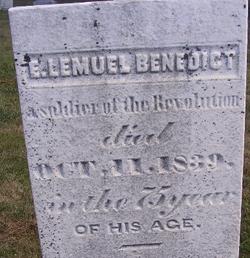 E. Lemuel Benedict