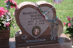 Madelon Maddie Capers