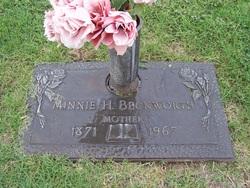 Minnie Hattie <i>Collison</i> Beckworth