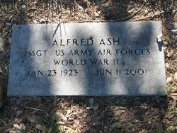 Alfred Ash, Sr