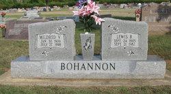 Lewis R Bohannon