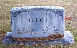 Louise <i>Buffington</i> Burch