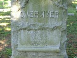 Mary <i>Fetterman</i> Overmyer