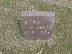 Anna August <i>Kuhnert</i> Schultz