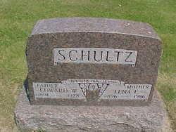 Lena E. <i>Krause</i> Schultz