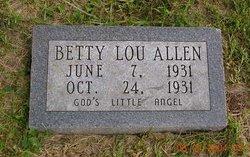 Betty Lou Allen