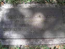 Nicholas Montana