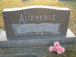 Orpha A Aupperle