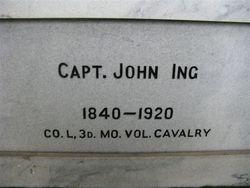 CPT John Ing
