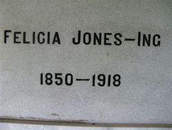 Felicia <i>Jones</i> Ing