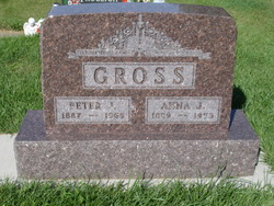 Anna J <i>Philippi</i> Gross