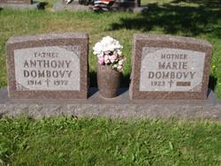 Marie <i>Gross</i> Dombovy