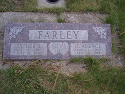 Clarance H Farley