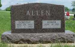 Dorothy Irene <i>Porter</i> Allen