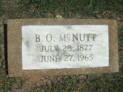 Benjamin Oliver McNutt