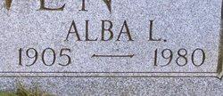 Alba L. Bowen