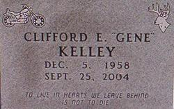 Clifford Eugene Gene Kelley