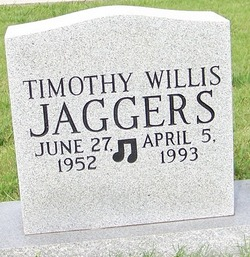 Timothy Willis Jaggers