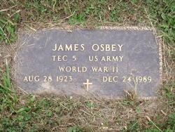 James Osbey