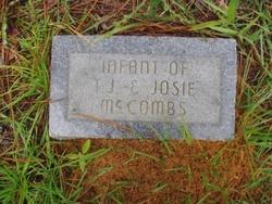 Infant McCombs
