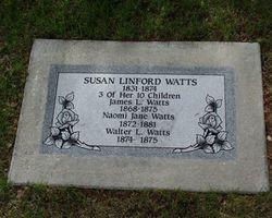 Walter Linford Watts