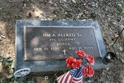 Jim A Allred, Sr