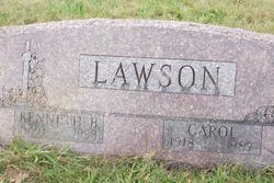 Carol <i>Warner</i> Lawson
