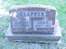 Mattie Clapper