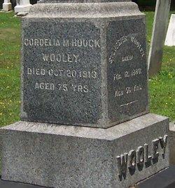 Cordelia M. <i>Houck</i> Wooley