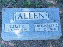 Elijah C Allen