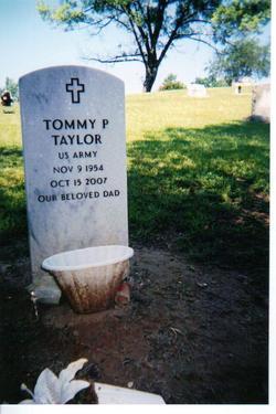 Tommy Preston Taylor