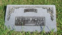 Adelia <i>Weaks</i> Acree