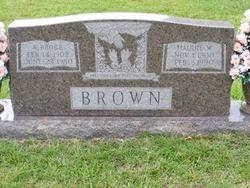 A. Brock Brown