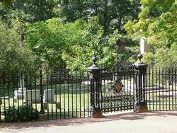 Monticello Graveyard