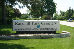 Randhill Park Cemetery