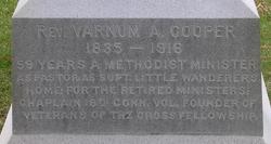 Varnum Augustus Cooper