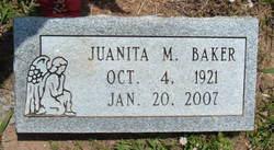Juanita <i>Plaster</i> Baker