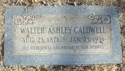 Walter Ashley Caldwell