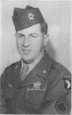 Sgt William Harding Bowyer, Sr