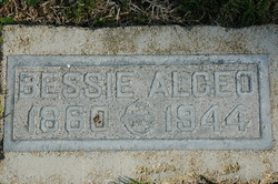 Bessie <i>McRae</i> Algeo