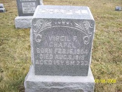 Virgil F Chapel