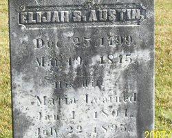 Elijah S Austin