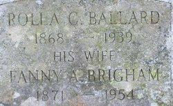 Rolla C Ballard