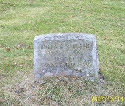 Fanny Anna <i>Brigham</i> Ballard