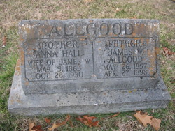 James Wesley Allgood