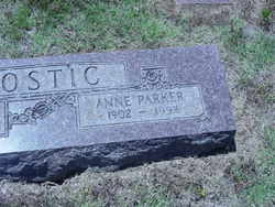 Anne <i>Parker</i> Bostic