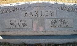 Amanda L Mandy <i>Skelton</i> Baxley