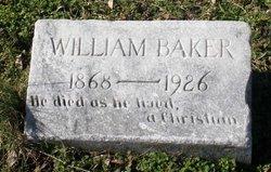 William Baker